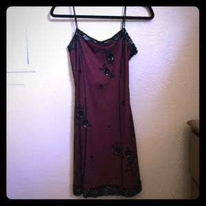 Betsey Johnson Slip Dress